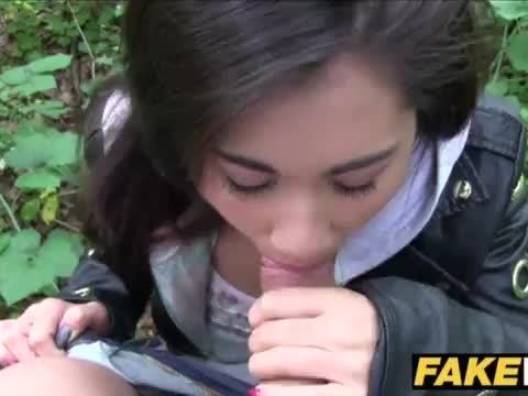 Public agent asian cutie fucked by a stranger
